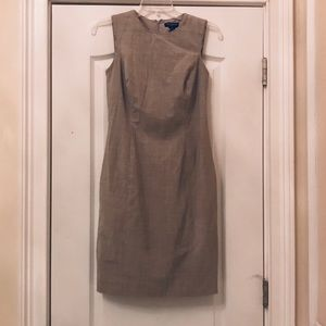 Ann Taylor Wool Dress, Size 2